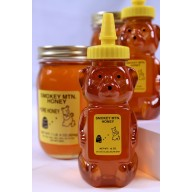 Smoky Mountain or Sourwood Honey