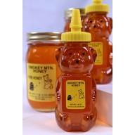 Smoky Mountain or Sourwood Honey