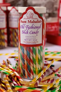 Old Fashioned Stick Candy - 12 oz.