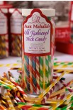 Old Fashioned Stick Candy - 12 oz.(Stick candy is very fragile & is easily broken in the jar; please order with this understanding)